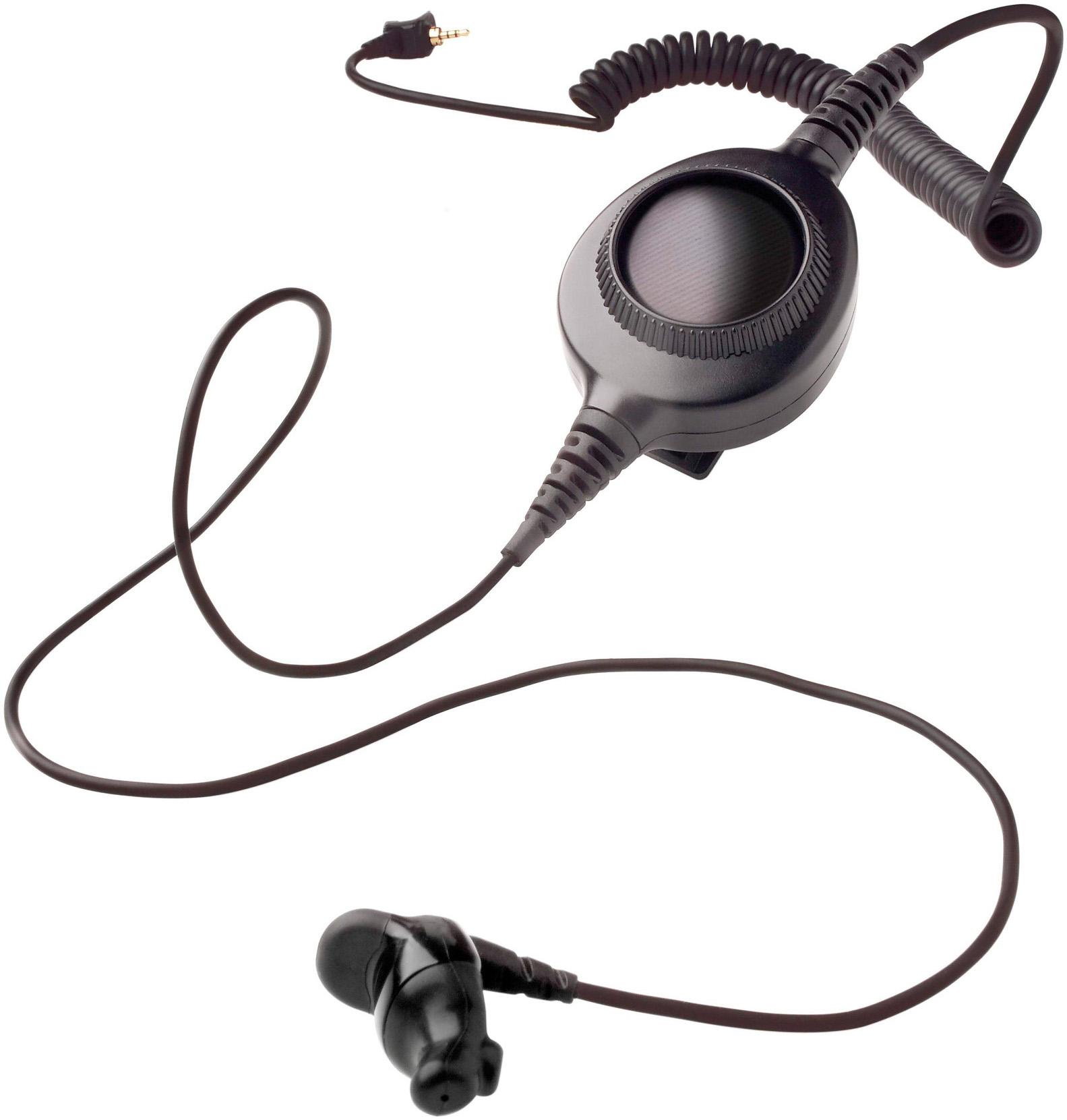 Motorola PMLN5561 - Enkel handsfree med öronmikrofon  41a55ac61d056
