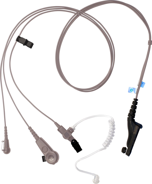 Motorola PMLN6124 - 3-delad handsfree med akustisk tub  95c1b0bfe497b