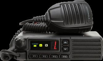 Motorola CM340 - Easy-to-use mobile two-way radio | Celab