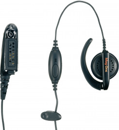 Motorola NNTN8295 - Earpiece with extended cord for Bluetooth pod ... 4f75cafe16652