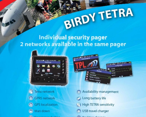 TPL BIRDY TETRA specifications preview 1