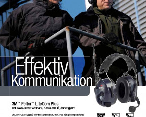 3M Peltor LiteCom Plus specifikationer preview 1