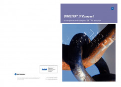 Motorola Dimetra IP Compact brochure preview 1