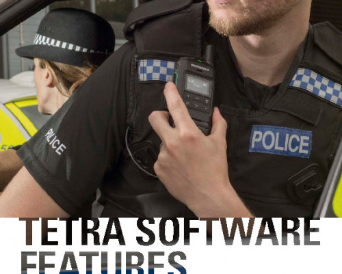 Motorola TETRA Software Features Catalogue preview 1