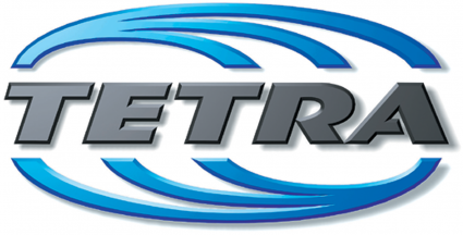 TETRA communications standard logotype